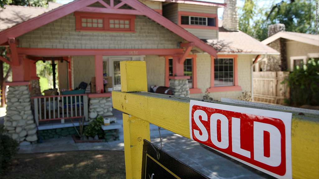 New home sales highest since 2008