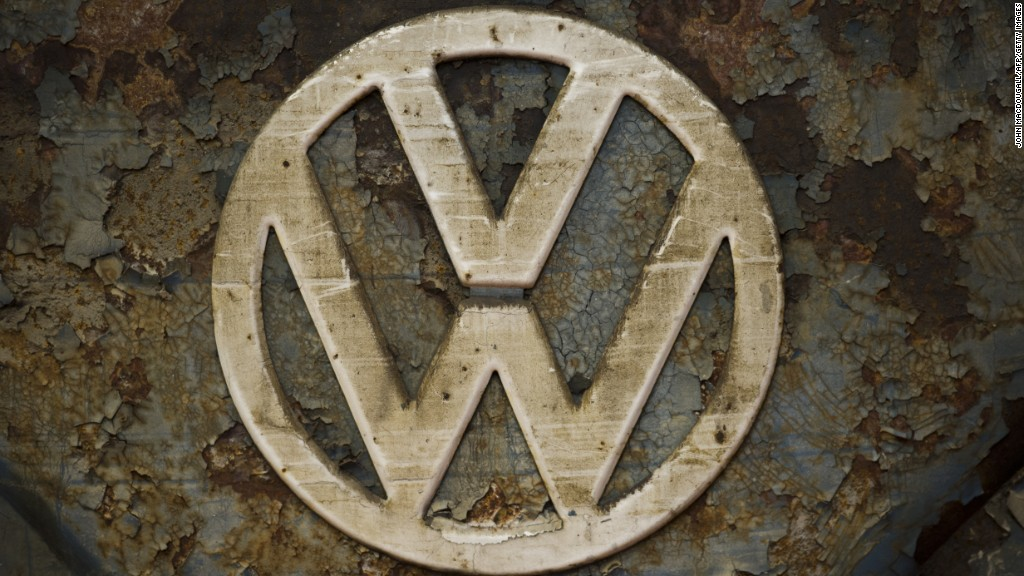 Volkswagen sales drop after scandal