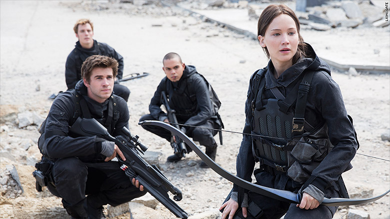 hunger games mockingjay part 2 group