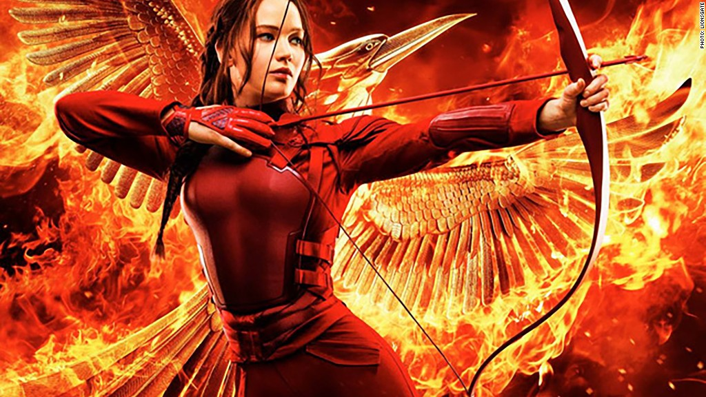 Final 'Hunger Games' opening was franchise's lowest