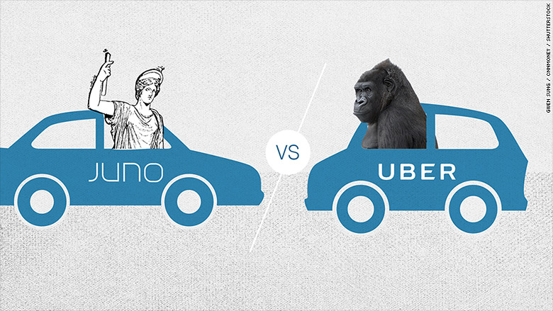 Uber competitor says its drivers will own the company