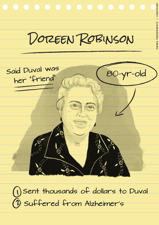 Maria Duval notebook 1 Robinson